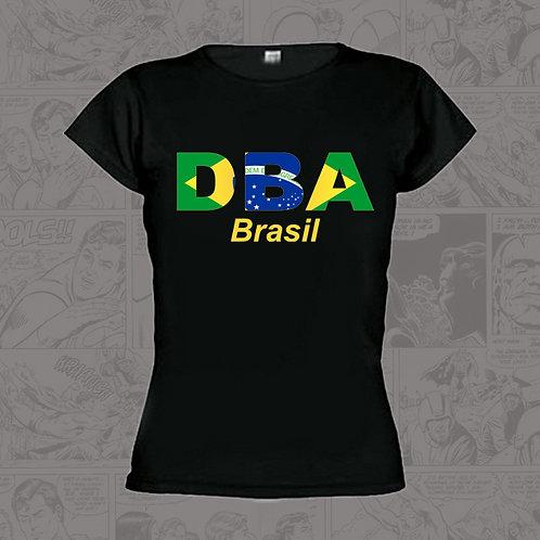 Camiseta dbabr Feminina