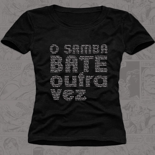 O Samba Bate Outra Vez- Feminina