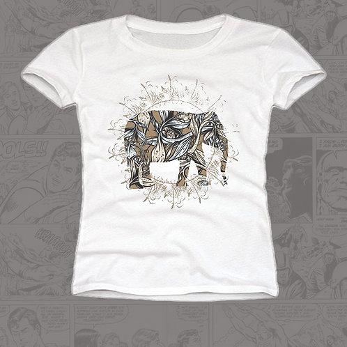 Elefante solitário - Feminina