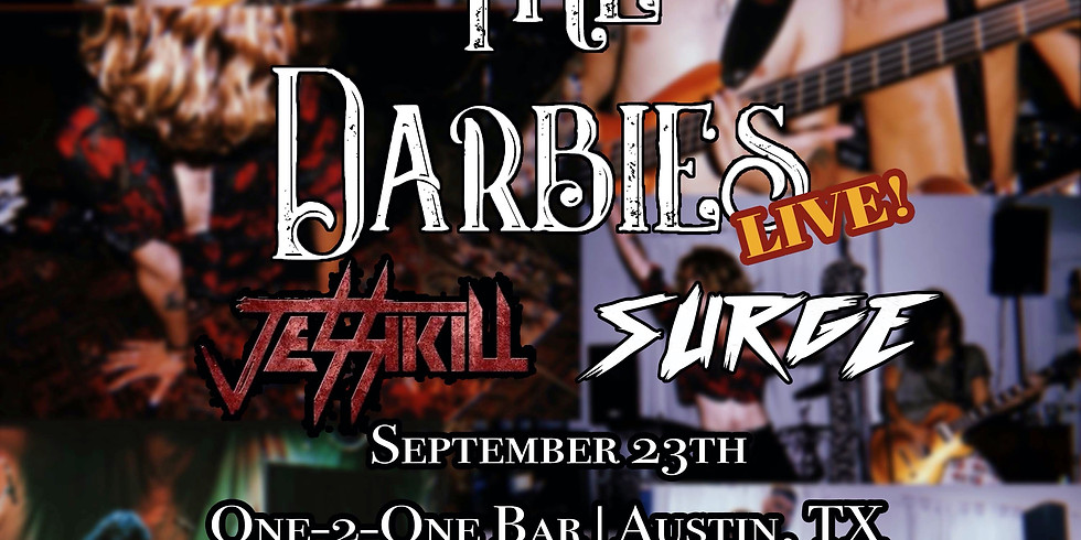 The Darbies Live in Austin, TX.