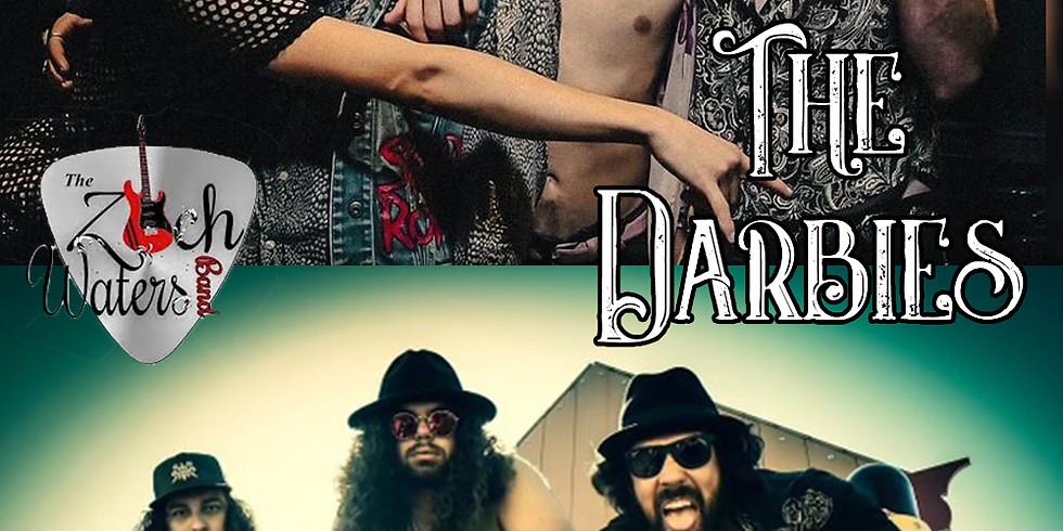 The Darbies & ZWB Live @Palm Tree Brewing | Orangevale, CA
