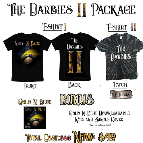 The Darbies ll Package!