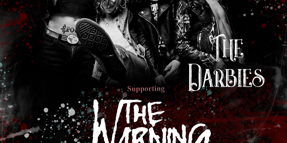 The Darbies & The Warning live in Santa Ana, CA