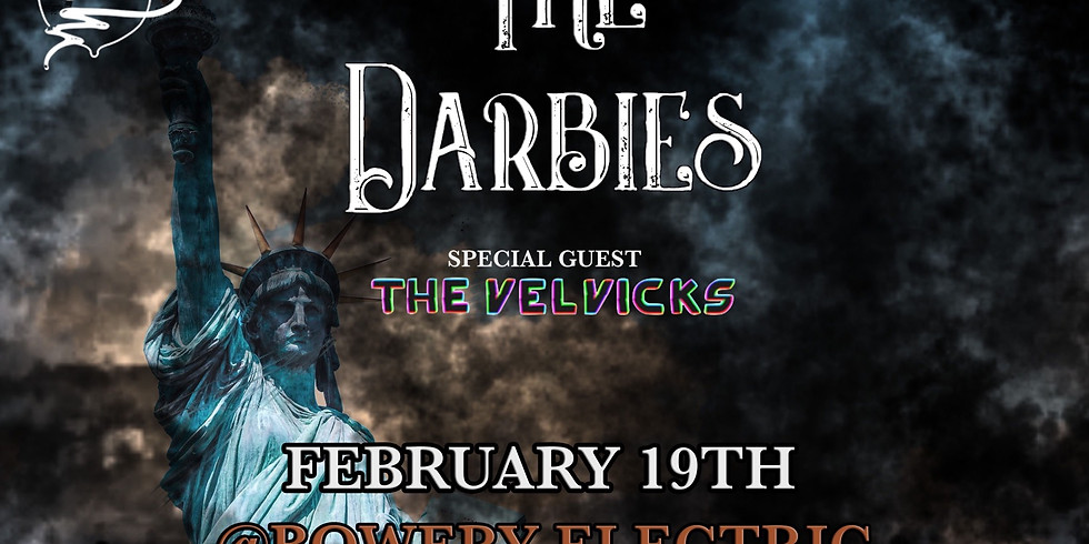 The Darbies live in NYC