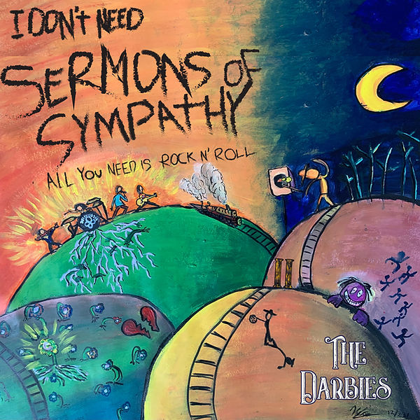 sermons of sympathy album cover FINALE I