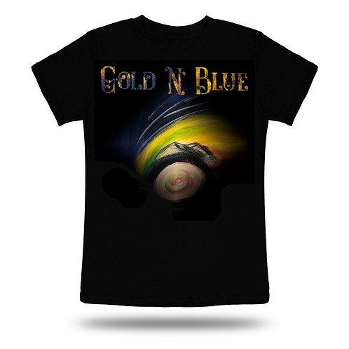 Gold N' Blue T-shirt (Pre-Order)