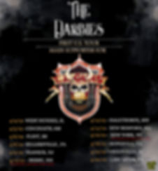 LA GUNS BEST TOUR FLYER updated ernie.jp