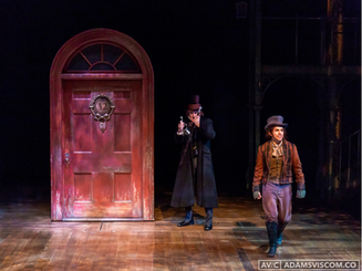 A Christmas Carol at the Denver Center, 2018