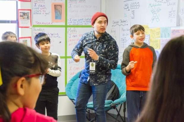 Colorado Shakespeare Festival Educational Tour