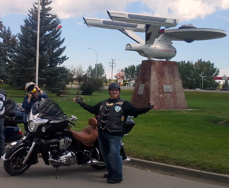 Vulcan Ride 2016, Spanky