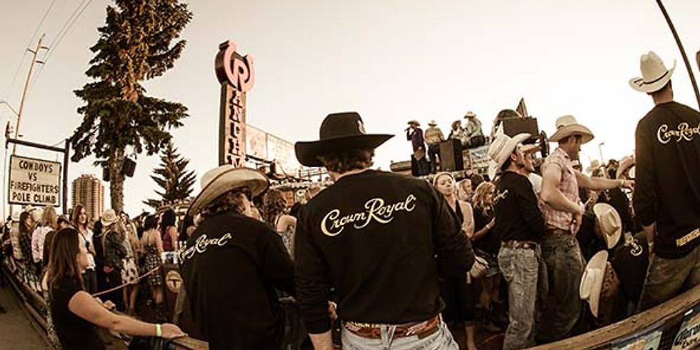 Bull Bustin' Rodeo