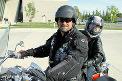Me and Gab at the Honour Ride_n