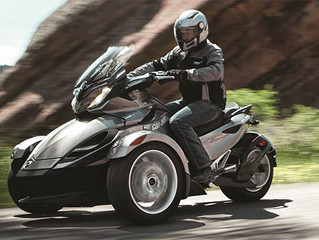 Bombardier Recreational Products to break into motorcycle business
