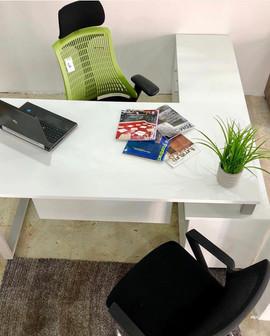 """L Shaped Desk """"6 x 5"""""""