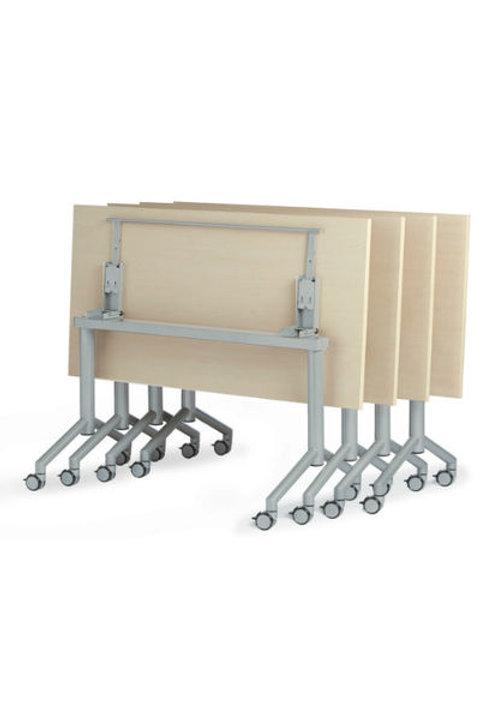Velocity Flip Top Table Base (24X60)