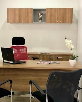 """Rectangular Desk """"30 x 72"""" Natural Cherry"""