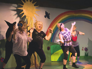Fairfield Harbour's Community Theatre -   Harbour Lights Players presents Over the Rainbow Follies