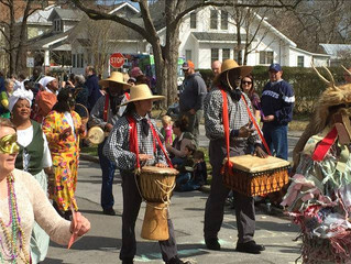 Mardi Gras - New Bern Style