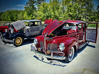 Antique automobiles headed to New Bern August 13