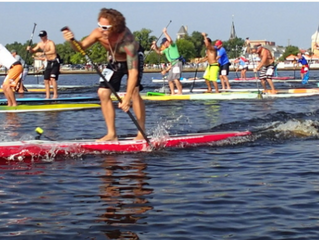 6th Annual Colonial SUP Race
