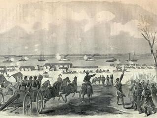 Battles For New Berne.  Civil War Re-enactments.
