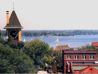 Preservation of aging landmarks -  New Bern City Clock Tower