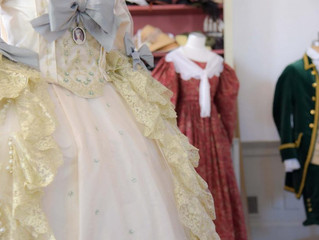 Behind the Scenes at Tryon Palace: Costume Shop