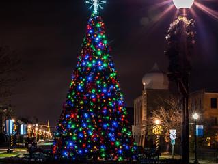 Still lovin' Christmas in New Bern