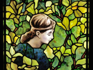 Tryon Palace Special Exhibit: Louis C. Tiffany: Art and Innovation