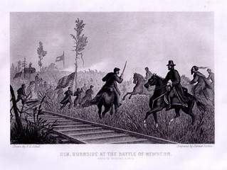 156 Years Ago - The Battle of New Bern
