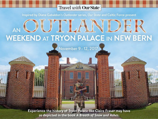 An Outlander event you don't want to miss at Tryon Palace.