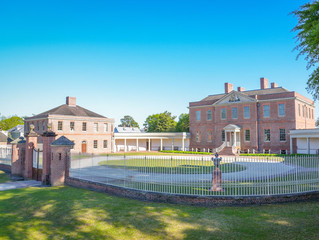 North Carolina history begins here -  Tryon Palace and North Carolina History Center