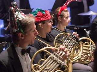 North Carolina Symphony Presents A Classic Holiday Pops