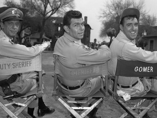 NC History: Andy Griffith Show Debuts on Television