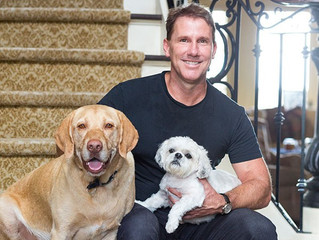 Nicholas Sparks:  Living in New Bern, Writing for the World
