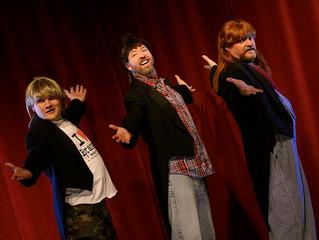 Craven Concerts Presents 3 Redneck Tenors