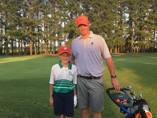 Junior Golfers get the competitive edge with Harbour Pointe Golf Club