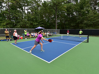 The Growing Pickleball Craze!