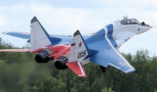 Bucket list, Fly MIG-29. Check!
