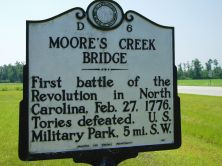 This Day in NC History February 27, 1776