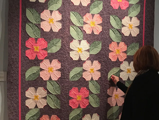 """""""Pieced with Care"""" Quilt Exhibit at The North Carolina History Center"""