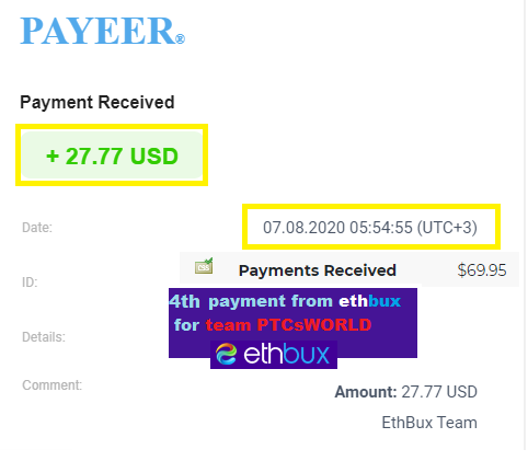 4th proof of payment EthBux.png