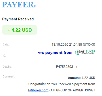 9th payment proof ATIBUXER.png