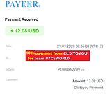 10th payment proof CLIXTOYOU.png