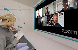 Visio-conférence-cyber-salon-virtuel - C