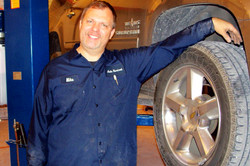 Auto Repair in Justin TX, owner