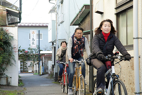 街なかサイクリング