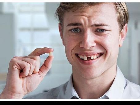Perda Dentária: Problemas
