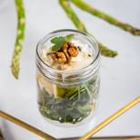 Любимый салат королевы Англии с грушей, рукколой, кедровыми орешками и сыром Рокфор