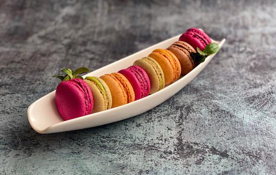 Macaron в ассортименте